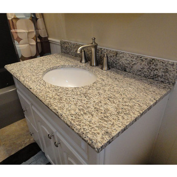 Chinese Local Different Types Tiger Skin Granite Countertops