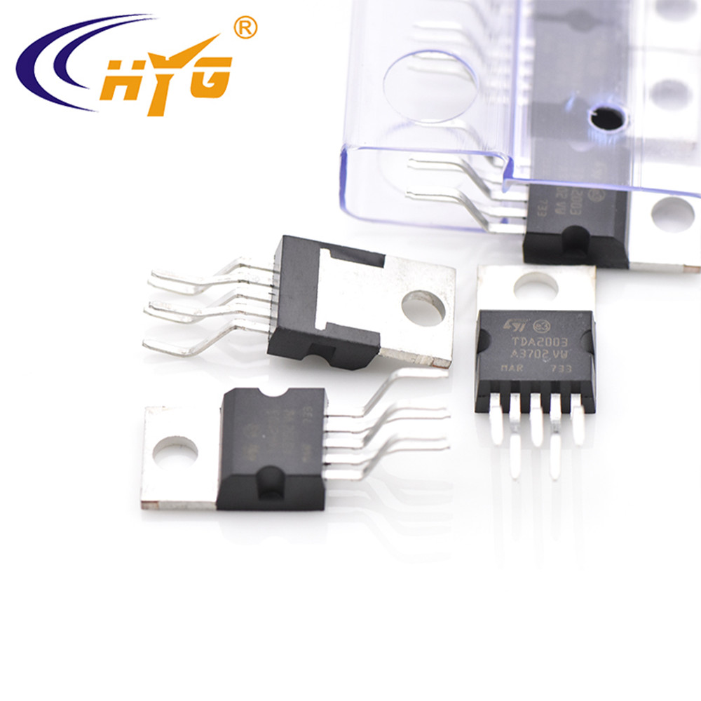 Tda2003 Ic Stock Suppliers And Manufacturers At 10w Amplifier Using