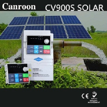 PV support dc to ac solar power irrigation mppt  solar water pump inverter