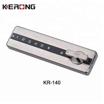 Durable Smart Electronics Outdoor Keypad Cabinet Locker Lock
