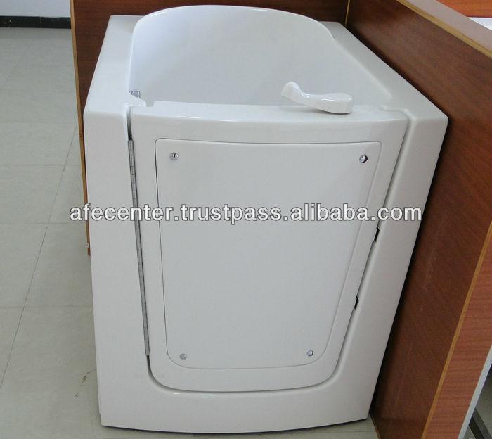 Portable Soaking Tub Small Bathtub Corner For S Square 1