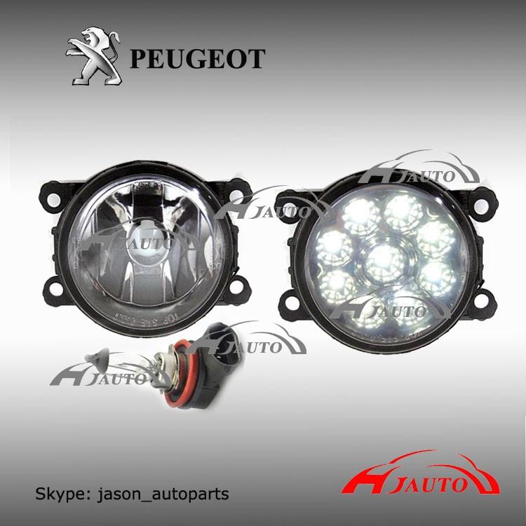 Led Fog Lamp For Peugeot 301 Fog Light