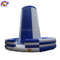 Hot sale commercial inflatable rock climbing wall,great inflatable climbing for adults,inflatable climbing mountain