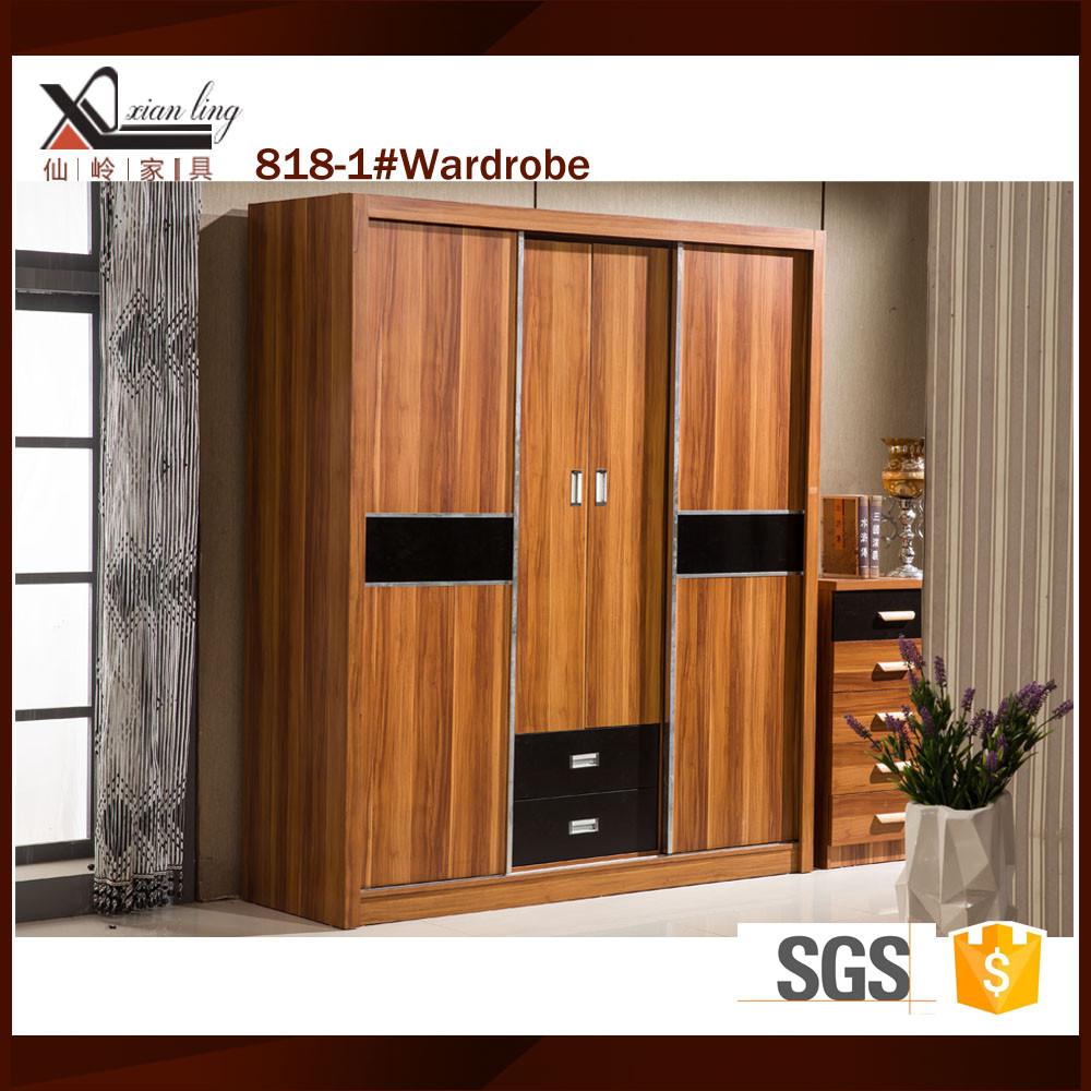 Houten kleine slaapkamer garderobe ontwerpen kasten product id 60298314684 - Volwassen design slaapkamer ...