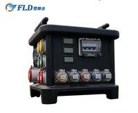 18 Channel Portable Outdoor Power Distro Distribution Box