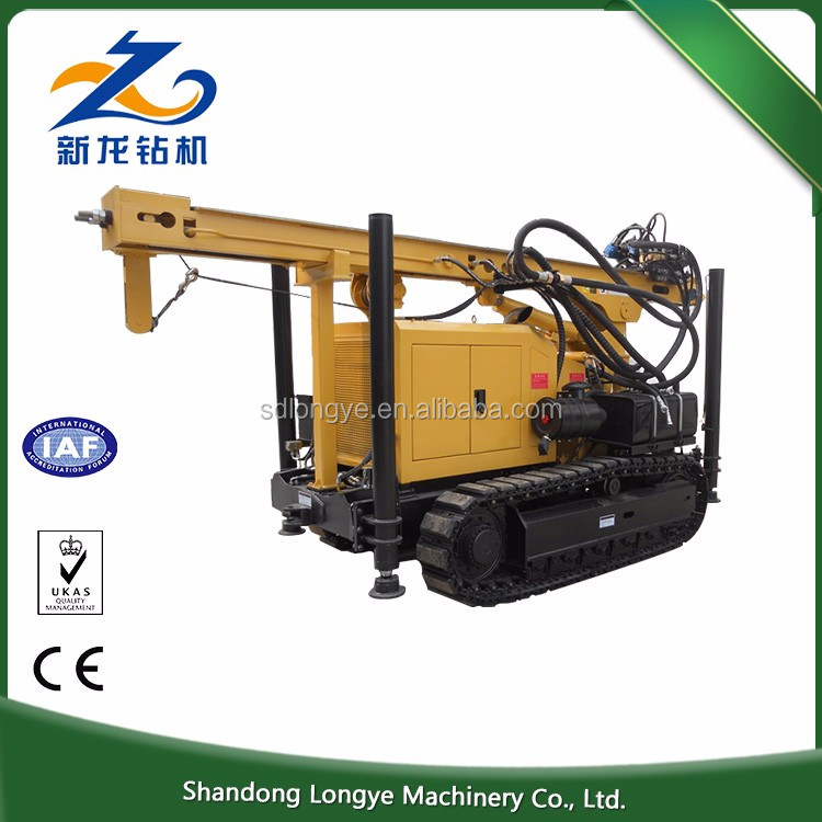 China wholesale high efficiency multi-function water well drilling rig machine for sale