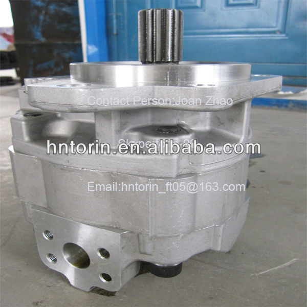 TY130 D53-16 D53-17 D85 705-21-32051 Micro Gear Oil Pump,Shantui Transmission Pump 705-21-32051