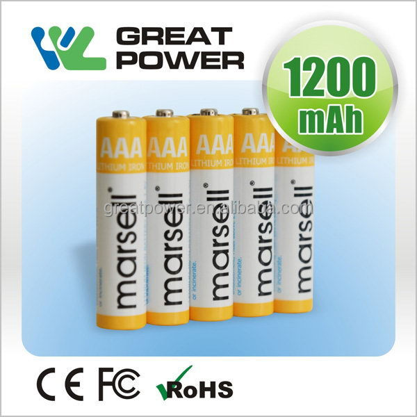 New style stylish 18500 lithium ion battery pack