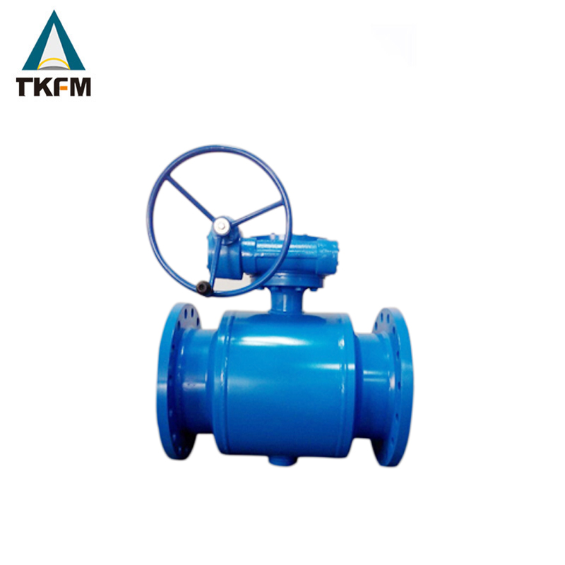 The high quality high pressure bronze falange ball valve dn500 pn25