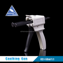 Ks-1 50ml 01: 01 tandheelkundige micro siliconenkit applicator uit china