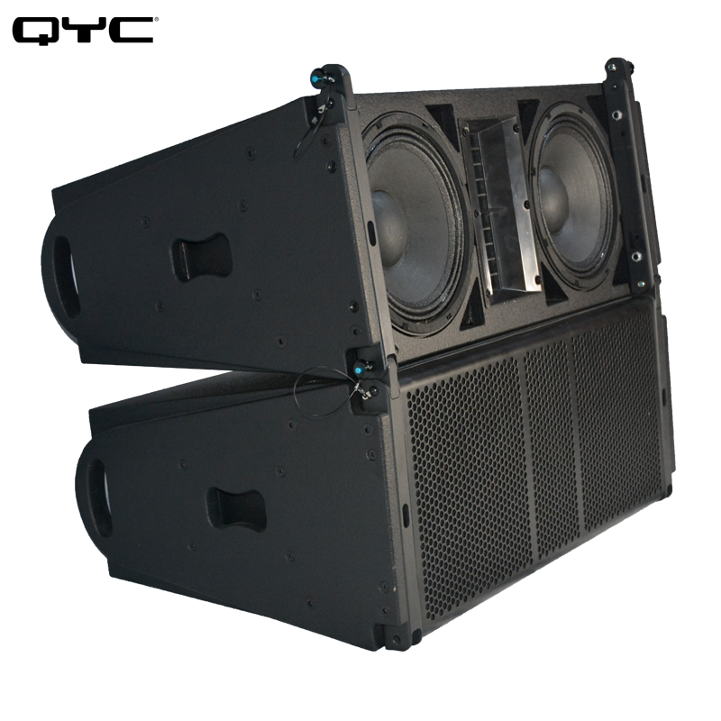 Neodymium Compression Drivers Best Powered Pa Monitors LC210 For Stadium, Disco and Living event