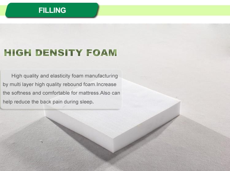 Angel Bed Vacuumed Queen Latex Foam Mattresses