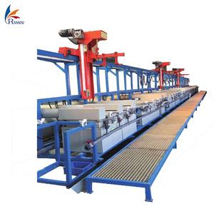 Iron Zinc Plating Equipment-Iron Zinc Plating Equipment