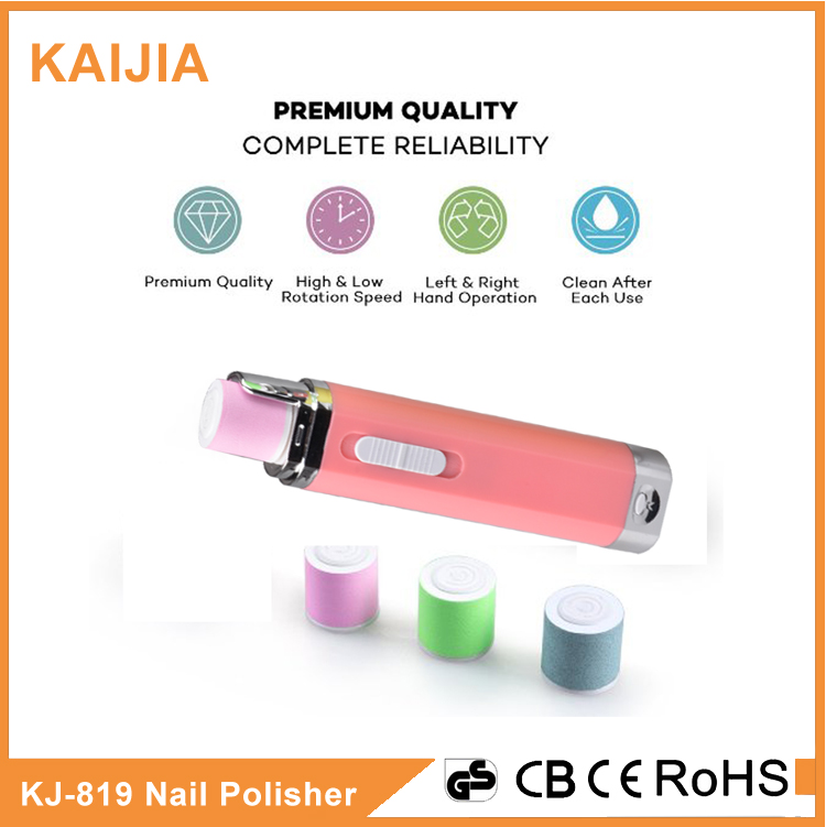 Perfect Electronic Nail Care System Nail File And Nail Buffer ...