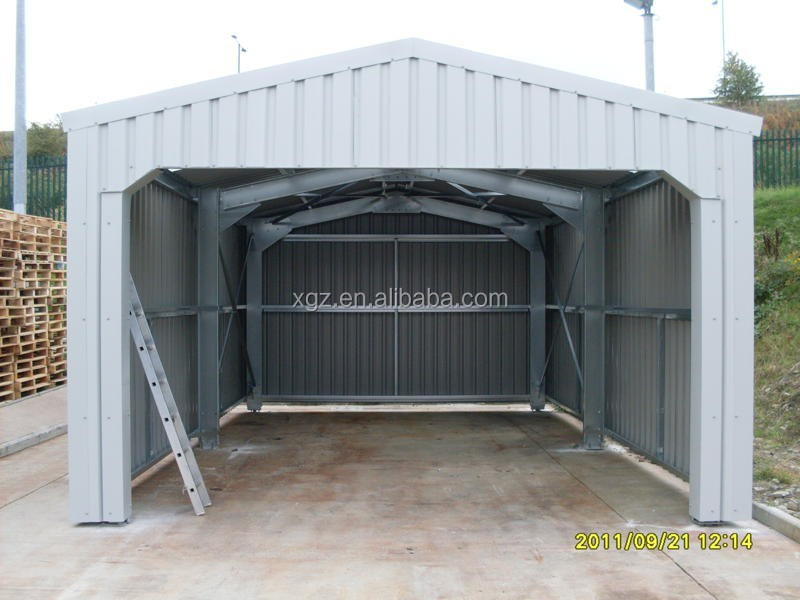 steel frame house construction price hangar for sale