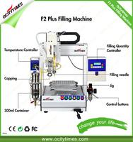 Ocitytimes CBD/ Hemp Oil Filling Machine 510 Oil Vaporizer Cartridge Filling Machine