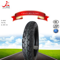 Popular street 2.50-14 Tubeless moto cycle tire/tyre best price