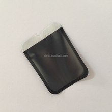 Dental disposable barrier envelope for digital x-ray imaging plates