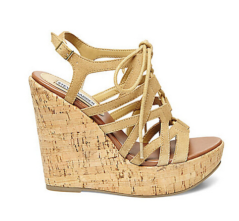58f2162f2bb7 Get Quotations · Women Sandals 2015 Lace Up Gladiator Flock Cut-outs  Fashion Wedges Gladiator Women Sandal Dress