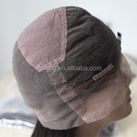 High quality synthetic full lace wig.