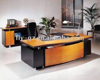 Vintage en bois bureau bureau en bois table moderne bureau italien