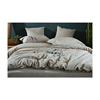 4-pieces linen travel bed 100% linen bed sheet for hotel luury linen bed sheet kuala lumpur malaysia