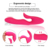 Waterproof Powerful Pink Silicone Male Female Hot Women G Spot Adult Sex Toy Female Vagina Vibrator For Women Rabbit Vibrator