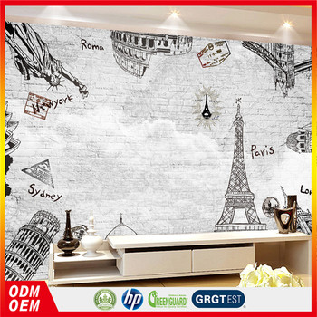 Nostalgic world map vintage wallpapers travel map european style nostalgic world map vintage wallpapers travel map european style building map sofa office wall murals gumiabroncs Choice Image