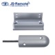 Adjustable overhead door magnetic contact