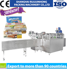 Automatic carton packaging machine box sealing machine with CE