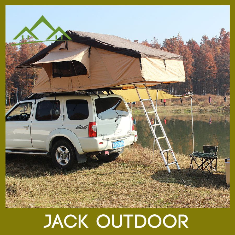 Four Wheel Drive Awning Auto Car Roof Top Tent