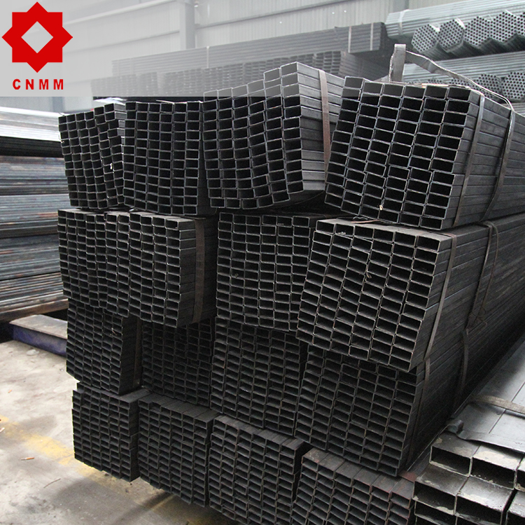 Professional 40x40 weight ms square pipe bs en 39 scaffolding steel tube
