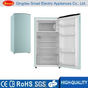 high quality best sale quick freezing super general refrigerators with CE certification
