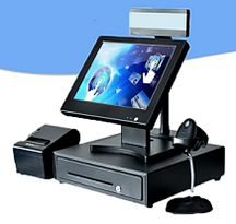 Complete Cheap POS System/all-in-one POS System cheap price