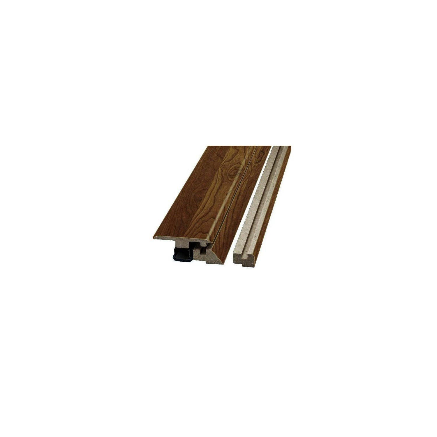 """Traditional Living Four-in-One Molding - Handscraped Oak - 39 3/8""""L (1m)"""