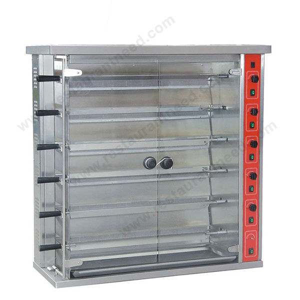 Professional Home Appliances 3-Layer/6-Layer Chicken Rotisserie
