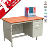 High quality office furniture steel working table with drawers