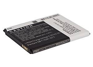 smavco Bundle B450BC, B450BE, B450BU, B450BZ Battery for T-Mobile Samsung Galaxy Avant, Afyon, Galaxy Core Mini 4G TD-LTE, GT-I1819, SM-G3518, SM-G3568V Plus Short Flat Micro USB Cable, 2100mAh