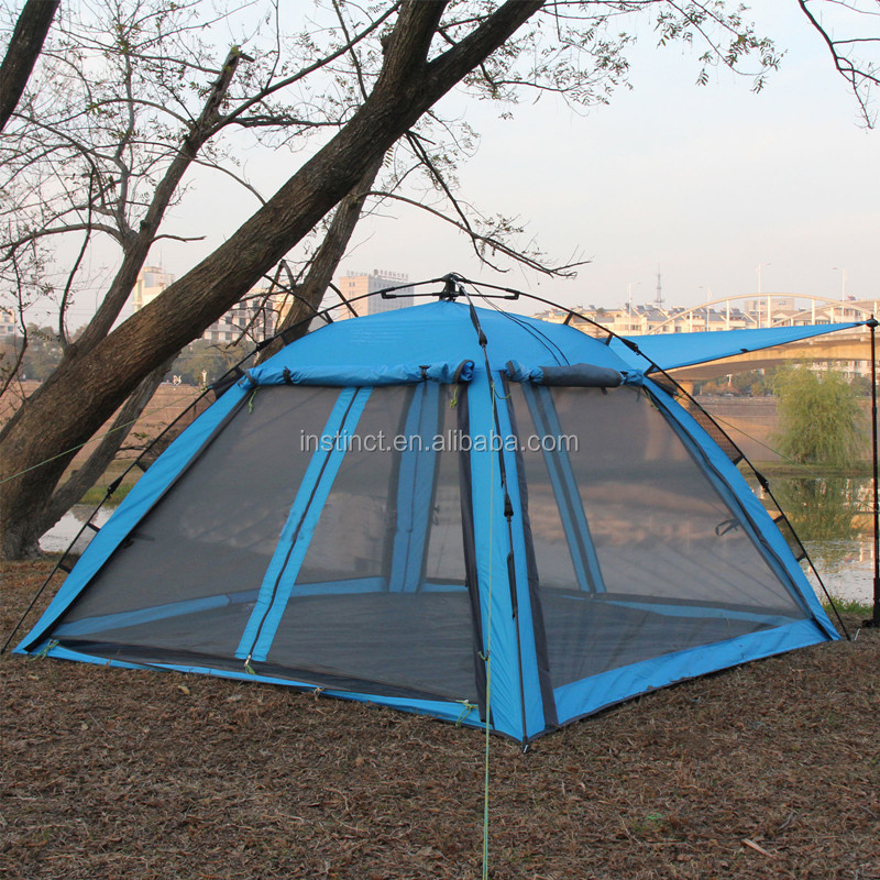 Large C&ing Hiking Pop Up Tent Instant Automatic Sun Shelter Beach Shade - Buy C&ing TentPop Up Sun Shade C&ing TentInstant Automatic C&ing Tent ... : large pop up tent - memphite.com