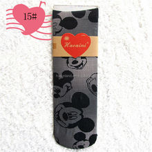 s060 new heat transfer printing logo socks