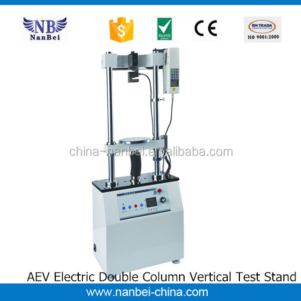 Digital push and pull force testing machine for 500KN