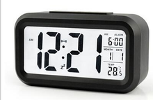 Thermometer Calendar Display Desk Clock Digital clock with temperature sensor