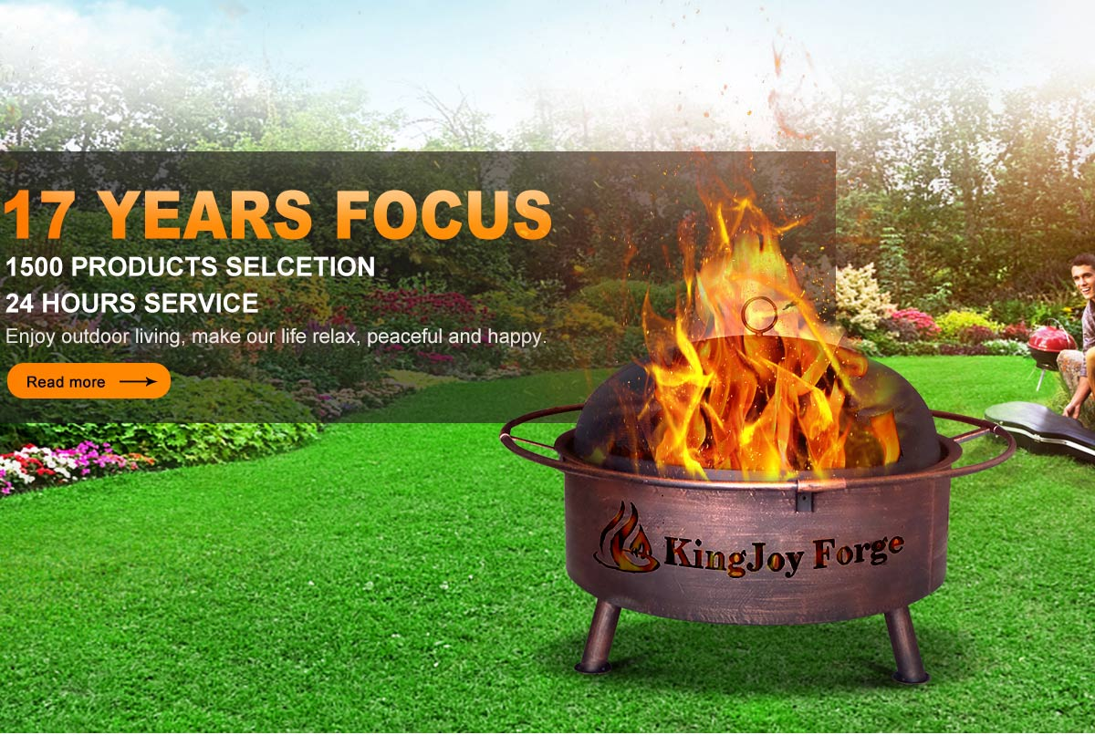 Tianjin Kingjoy Forge Co., Limited - Outdoor fire pits, Outdoor ...