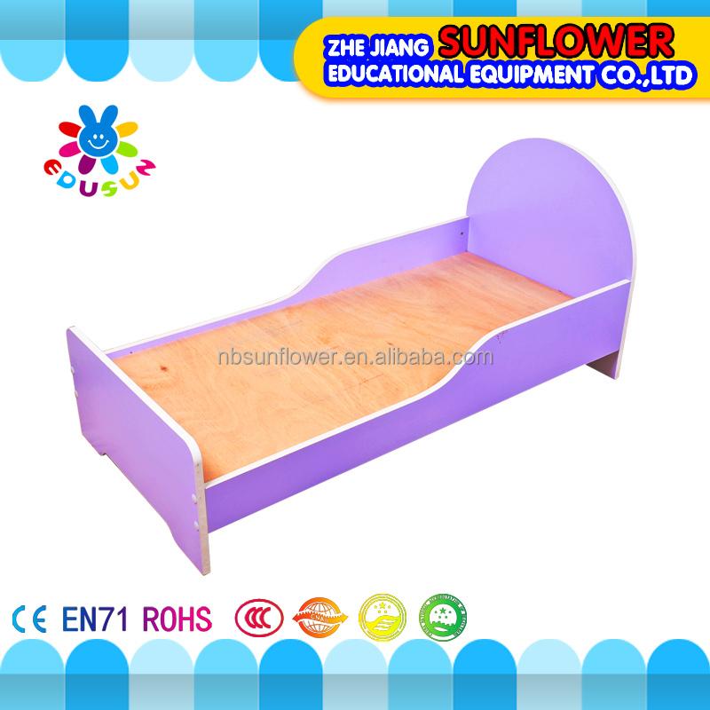 Kids Einzelbett Holz Moderne Kundenspezifische Langlebig Bett Mädchen  Kinder Prinzessin Für Kindergarten