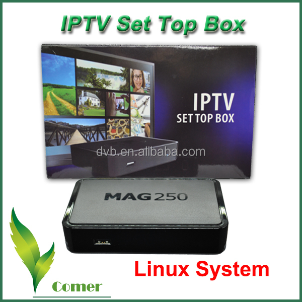 Linux 2.6.23 MAG 250 IPTV <strong>Set</strong> <strong>Top</strong> <strong>Box</strong> like MAG 254 <strong>set</strong> <strong>top</strong> <strong>box</strong> Android <strong>TV</strong> <strong>BOX</strong> MAG254 iptv account mag 250