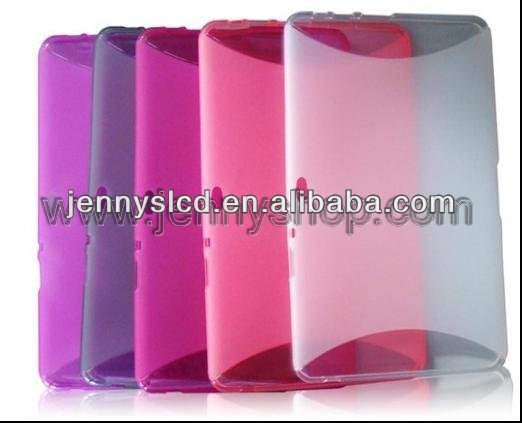 Fashion Mobile Phone silicon case for samsung Tab P7500