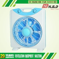 12 14 16 20 inch electric metal box fan