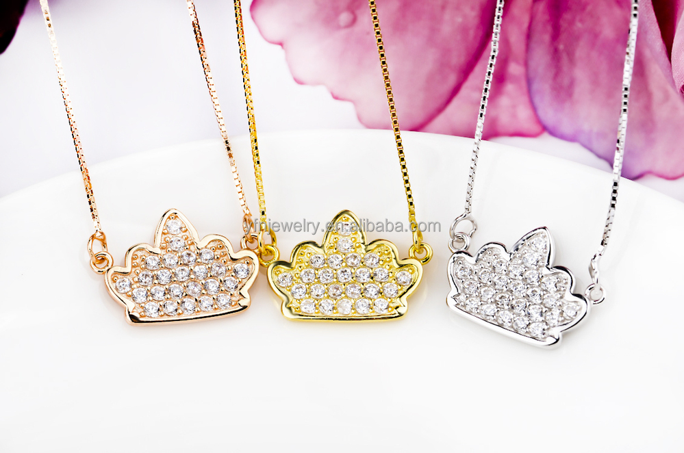 Jewelry hot sale cz necklace ukvictoria symbol silver necklace 2867g 2985 2g mozeypictures Gallery