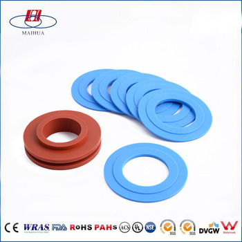Professional FDA Food grade Silicone custom rubber gasket, View custom  rubber gasket, MAIHUA Product Details from Xiamen Maihua Rubber Products  Co ,
