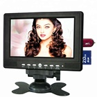 7 inch tv portable ISDB TV for sports news and outside TV with 7 inch screen Model: 768S